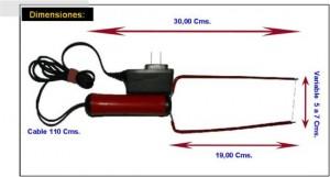 cortador de plumavit  ( manual electrico)
