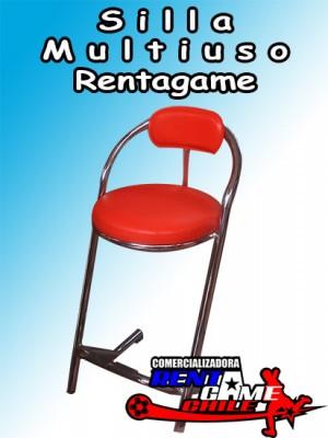 silla multiuso rentagame/venta x mayor y detalle