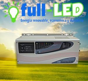 inversor cargador zl power 1000 watt 12 volt/envios a todo chile