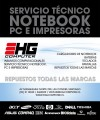 SERVICIO TECNICO NOTEBOOK, PC E IMPRESORAS LAS CONDES
