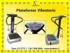 **Plataforma vibratoria oscilante crazy fit